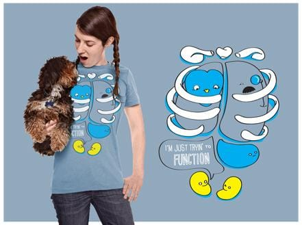 Johnny Cupcakes Joke Store - image 9 - student project