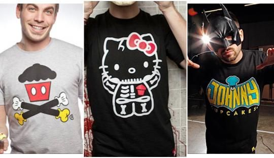 Johnny Cupcakes Joke Store - image 6 - student project