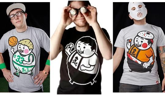 Johnny Cupcakes Joke Store - image 5 - student project
