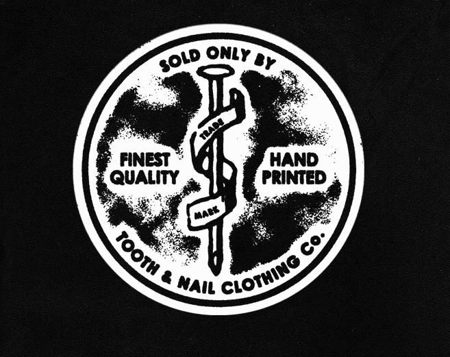 Tooth and Nail Clothing Co. - image 7 - student project