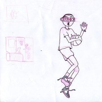 Baby Jordan - image 3 - student project