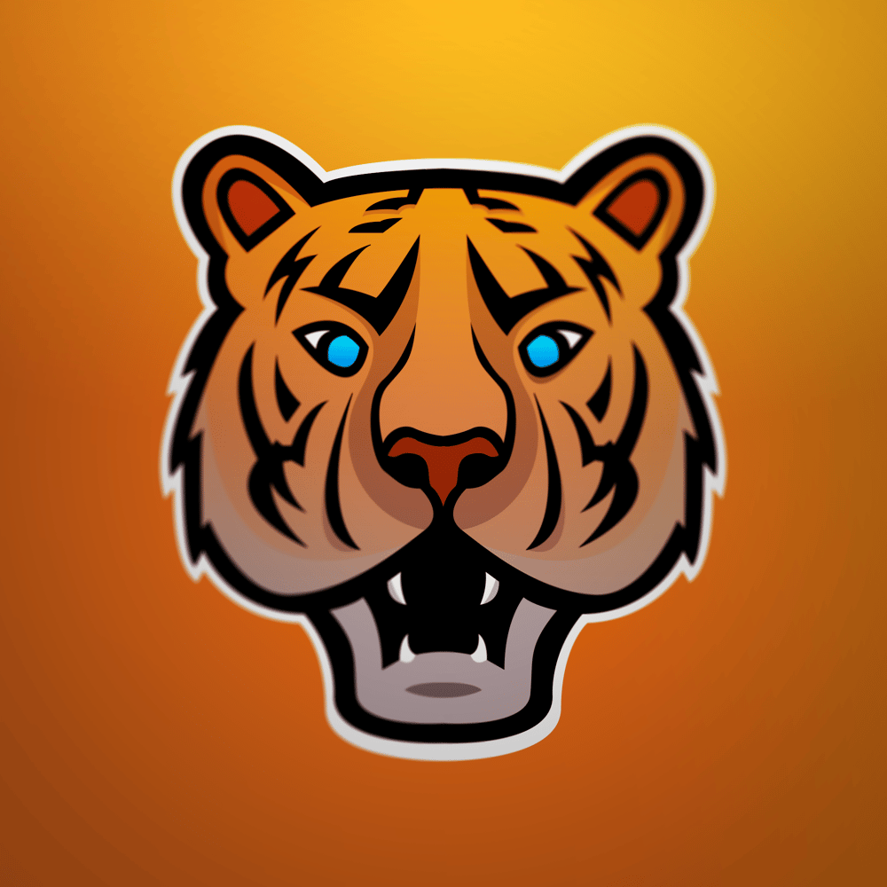 Tiger - image 1 - student project
