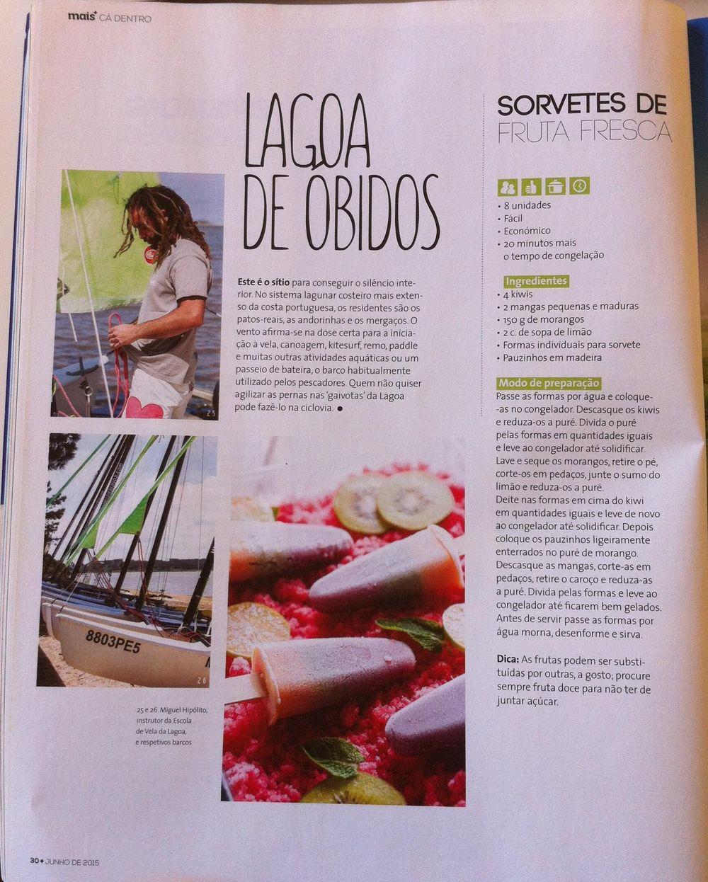 Food/Lifestyle Magazine - image 1 - student project