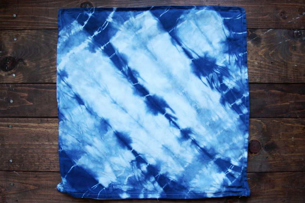 Before and Afters - Shibori 5 Ways - image 2 - student project