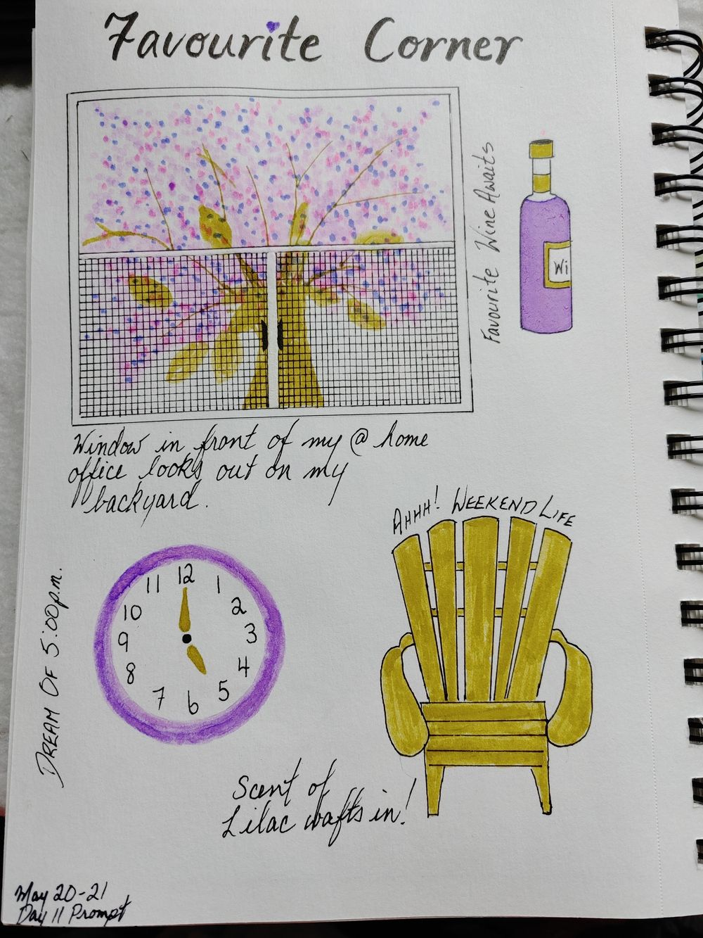 1st Time Journaling Attempt- 14 Day Challenge - image 11 - student project