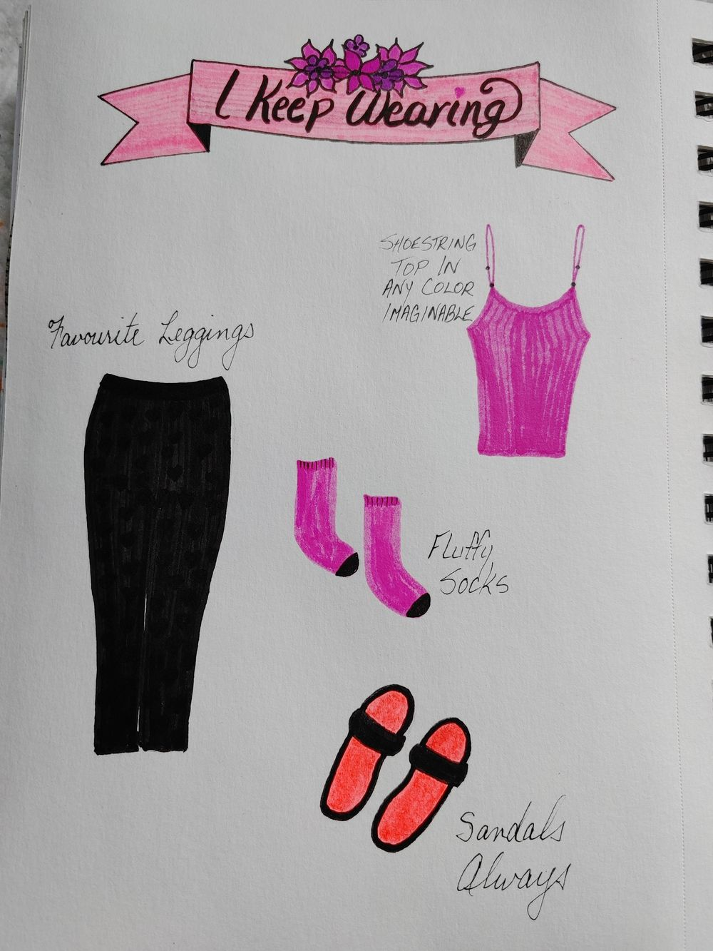 1st Time Journaling Attempt- 14 Day Challenge - image 8 - student project