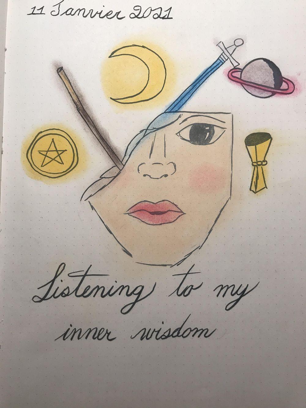 Un dessin par jour pendant 28 jours - image 4 - student project