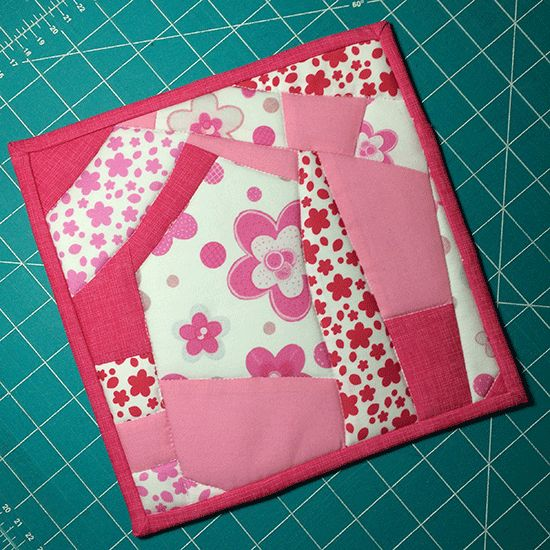 Improv Quilting Fun! - image 1 - student project