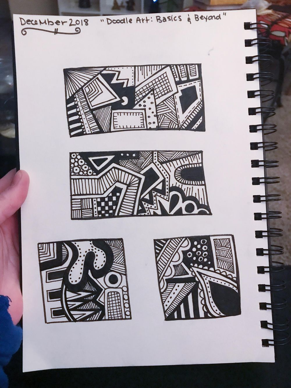 My Doodles :) - image 1 - student project