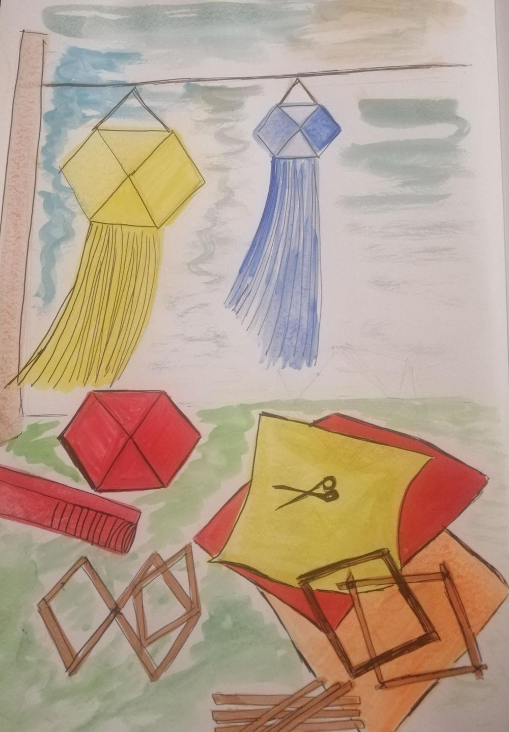Fearless Art Jumpstart - image 3 - student project