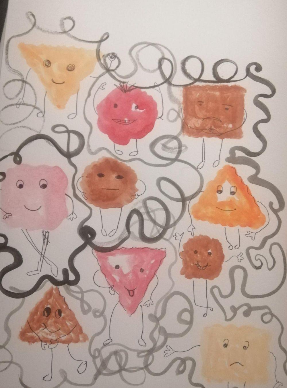 Fearless Art Jumpstart - image 2 - student project