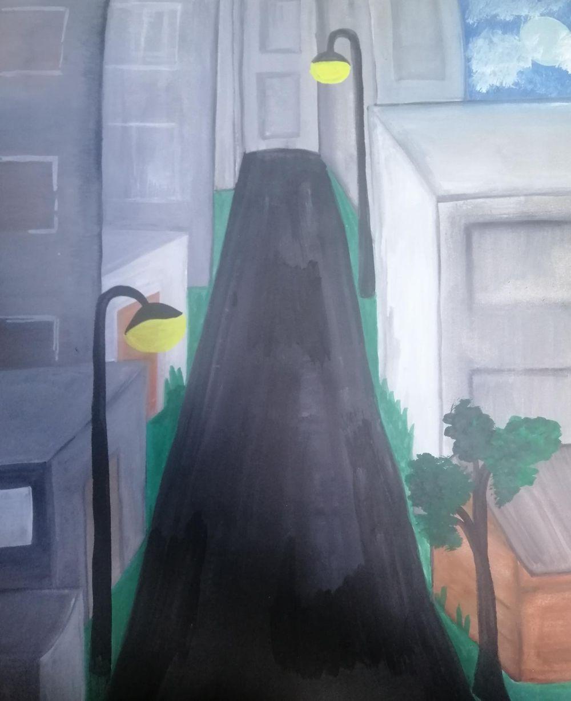 Fearless Art Jumpstart - image 14 - student project