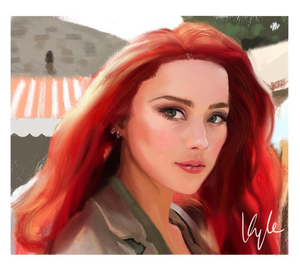 My Portrait Practice - image 2 - student project