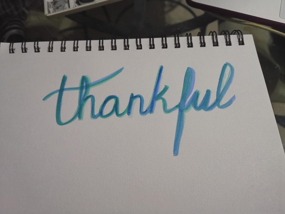 Thankful - image 1 - student project