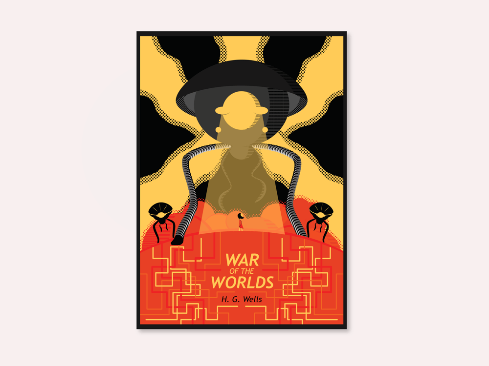 War of the Worlds - image 1 - student project