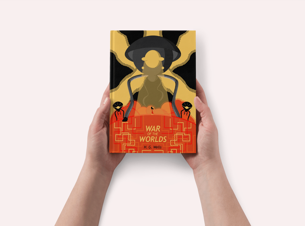 War of the Worlds - image 3 - student project