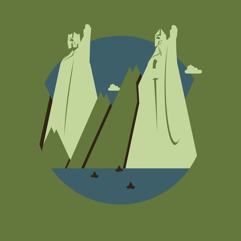 Lord Of The Rings: Trilogy. - image 1 - student project