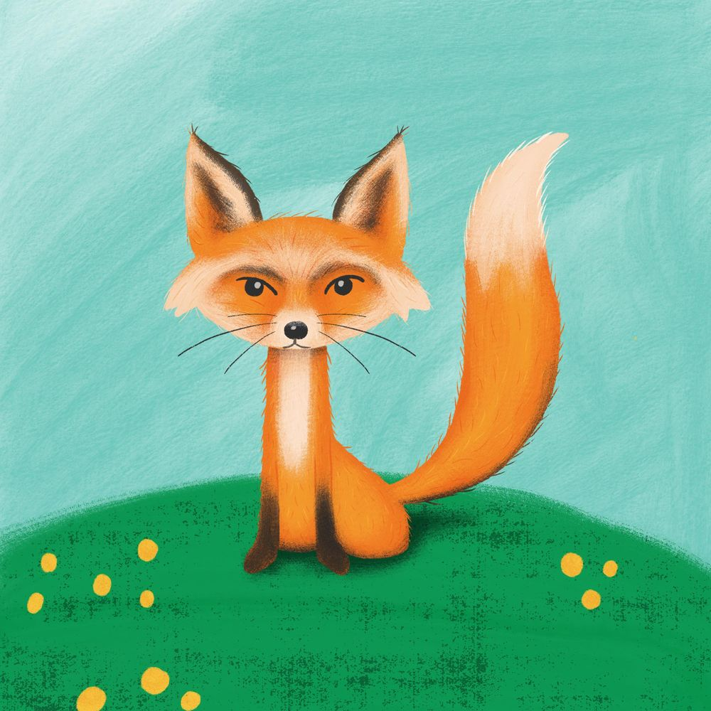 Sly Fox - image 1 - student project