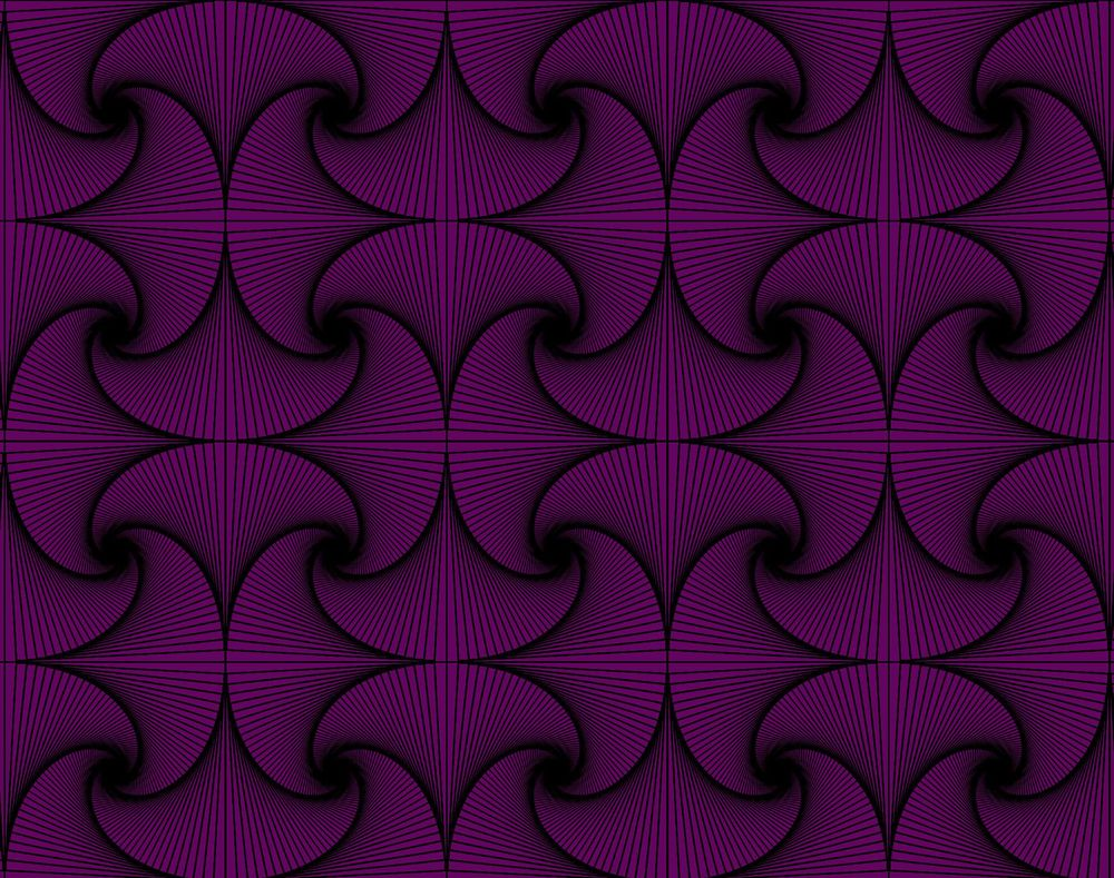 Fan Spirals - image 1 - student project