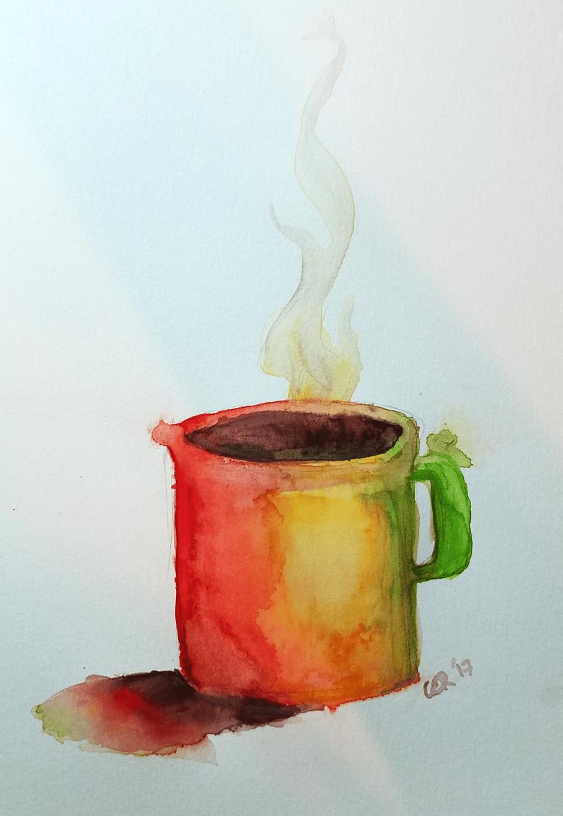 Final Project: Rainbow Mug - image 1 - student project
