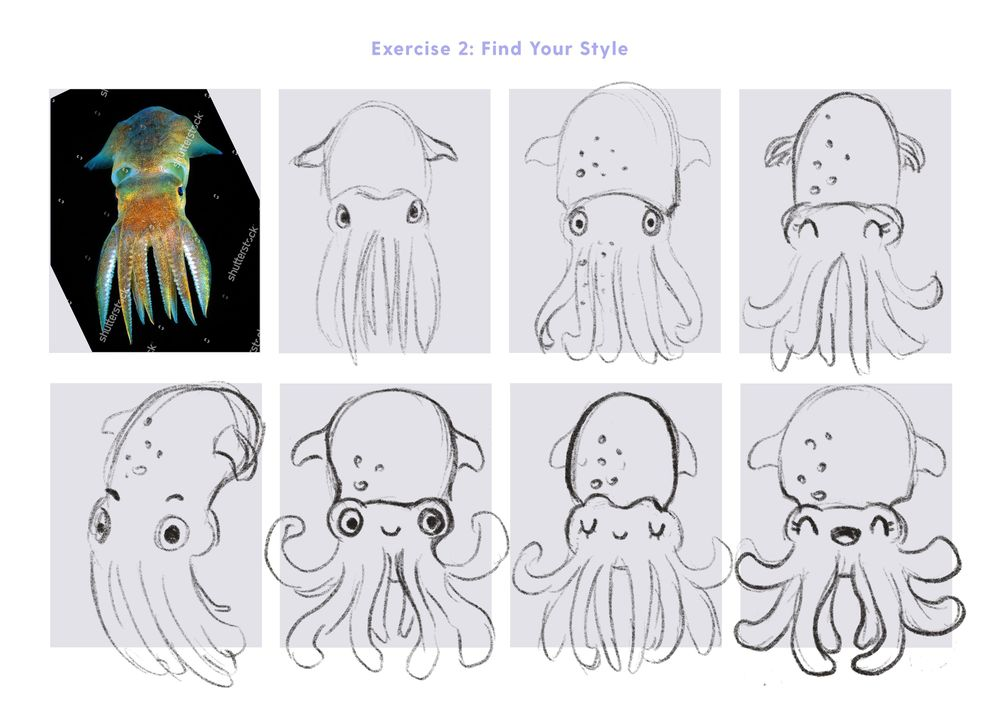 Bob, the Squid - image 2 - student project