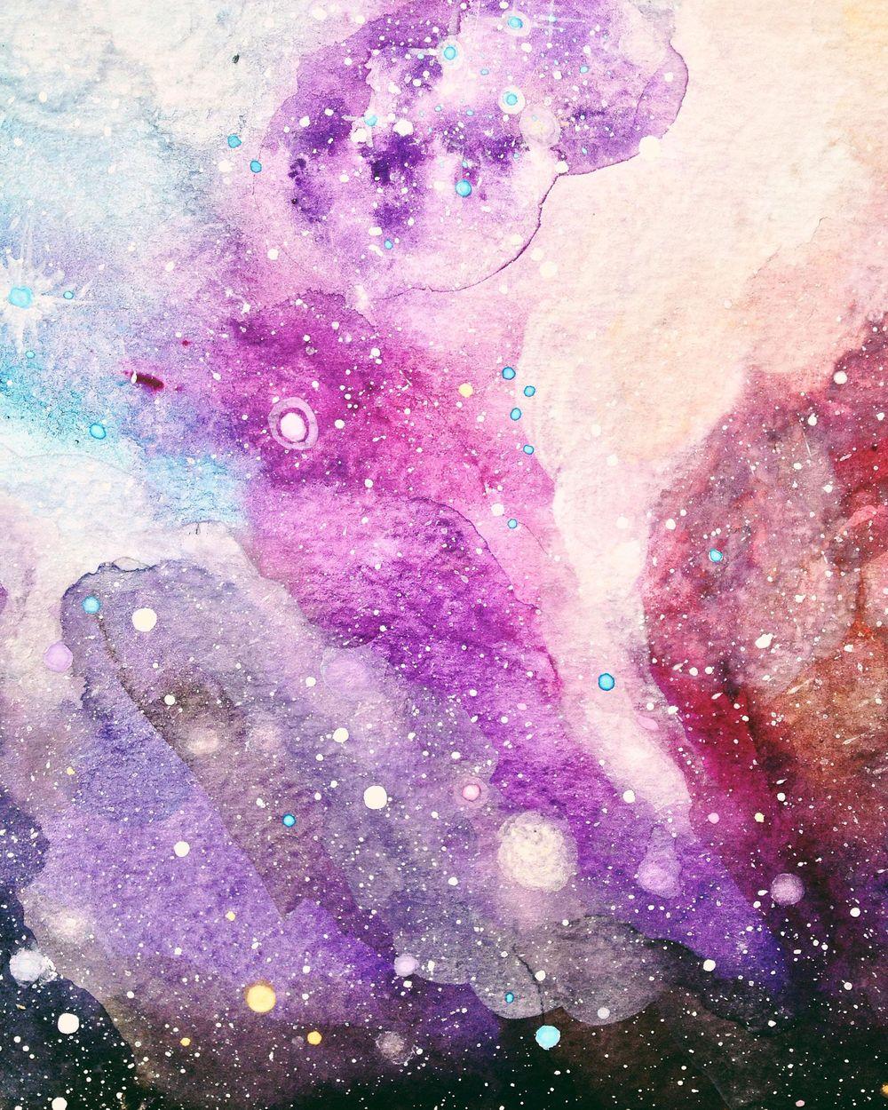 ☄ Watercolour Wonderland ☆ - image 8 - student project