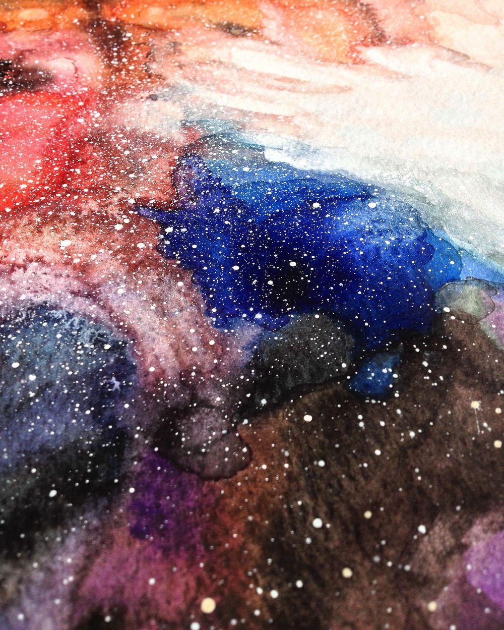 ☄ Watercolour Wonderland ☆ - image 11 - student project