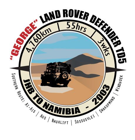 Landy Travels - African Series 1 - image 1 - student project