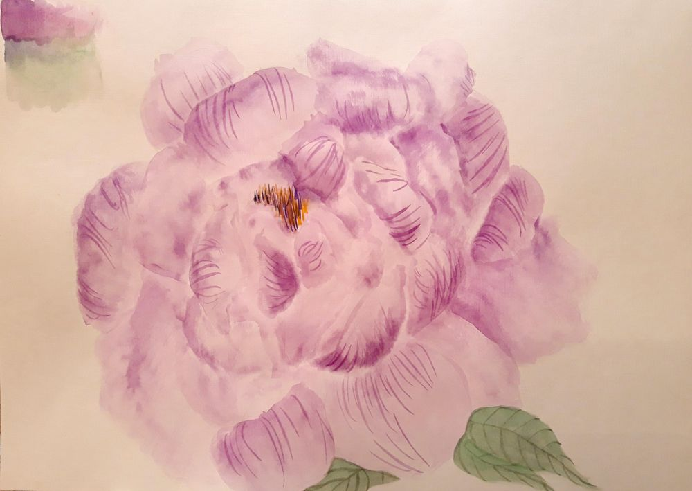 Peonies in full blossom - image 2 - student project