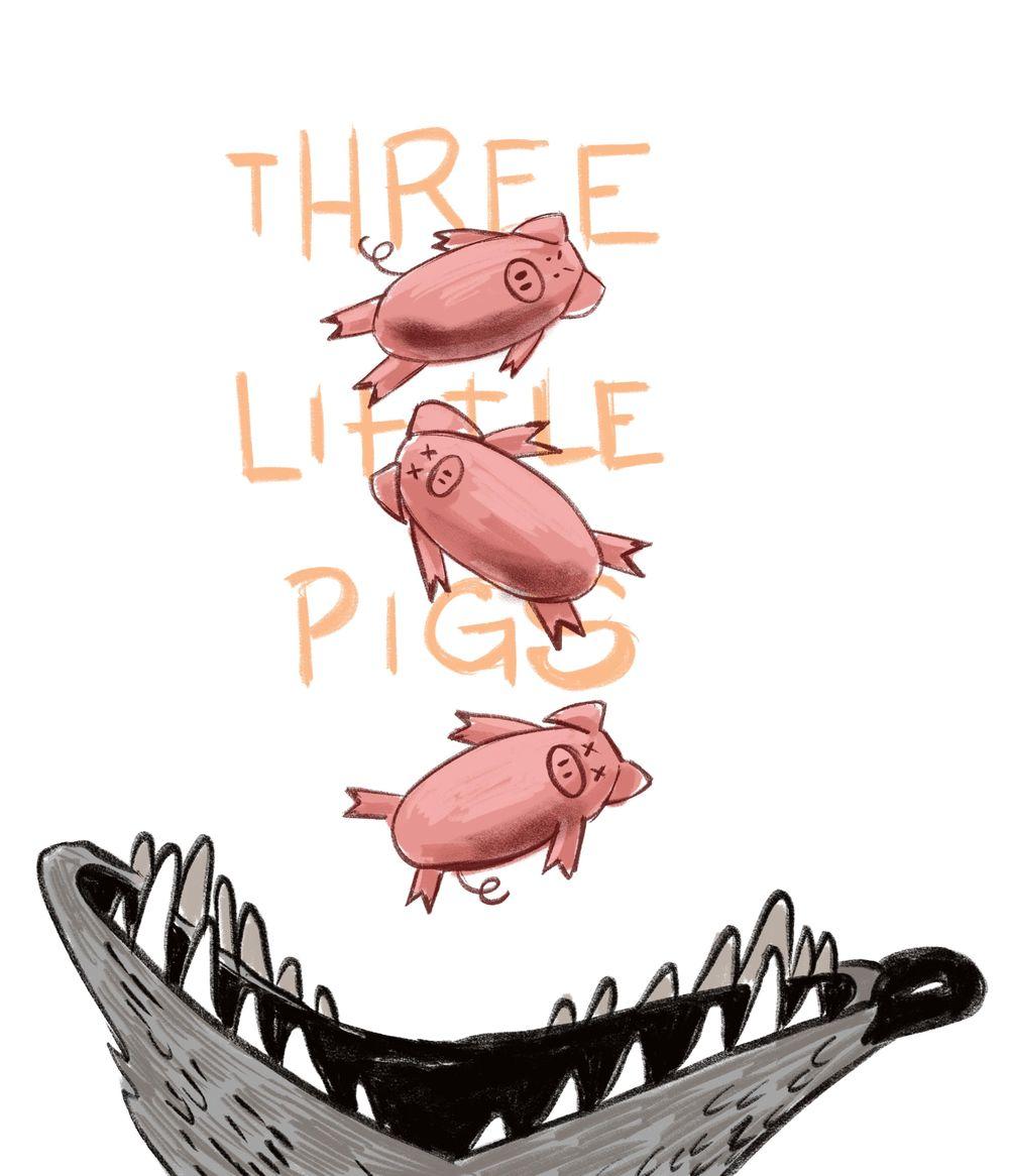 Piggies - image 2 - student project