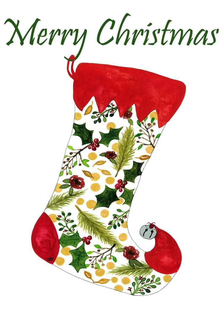 Christmas Stocking - image 1 - student project