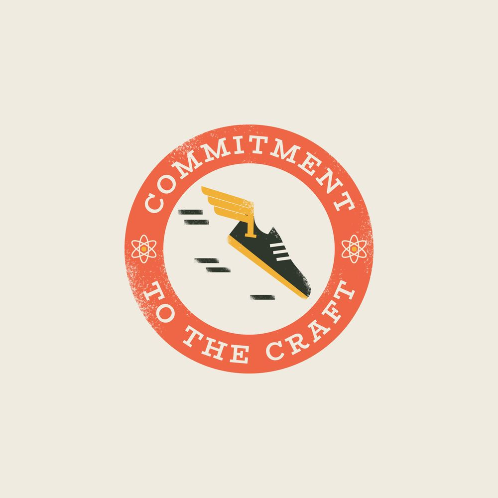 Badge series - image 4 - student project
