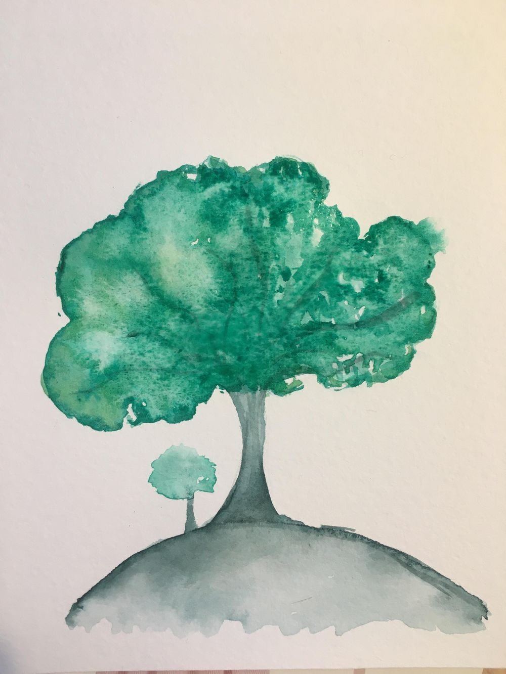 Watercolour rookie - image 3 - student project