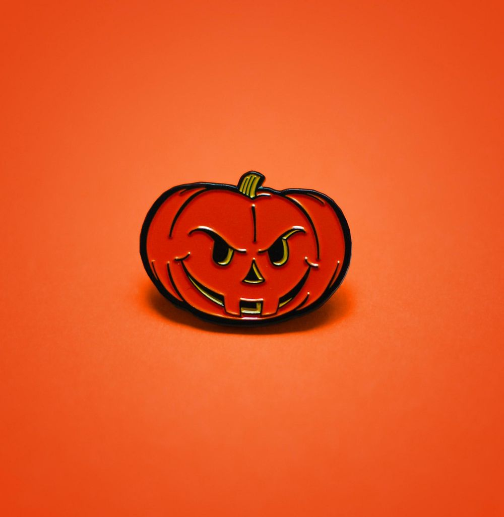Halloween inspired pins - image 8 - student project