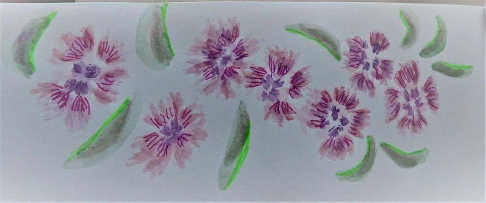 My favourite happy floral - image 1 - student project