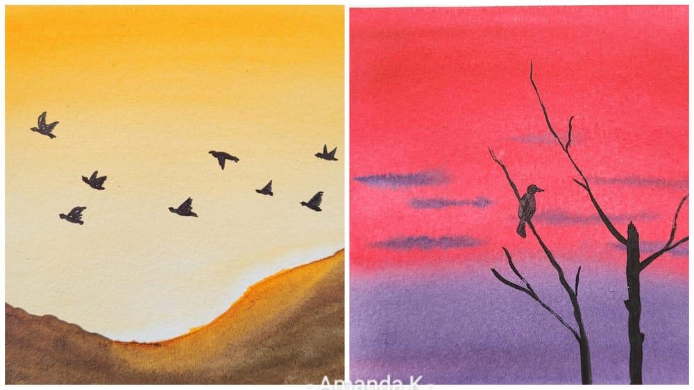 Bird challenge - image 2 - student project