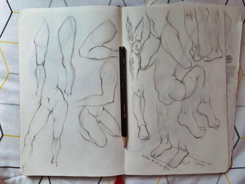 Figure drawing - Gesture - image 7 - student project