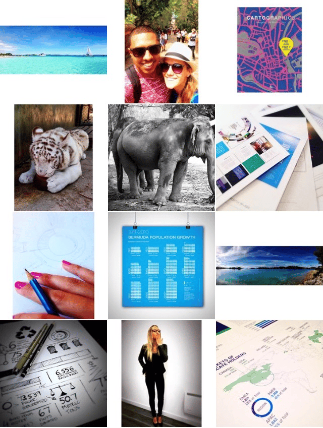 Need help promoting my work on Instagram     @rhi_fox - image 3 - student project