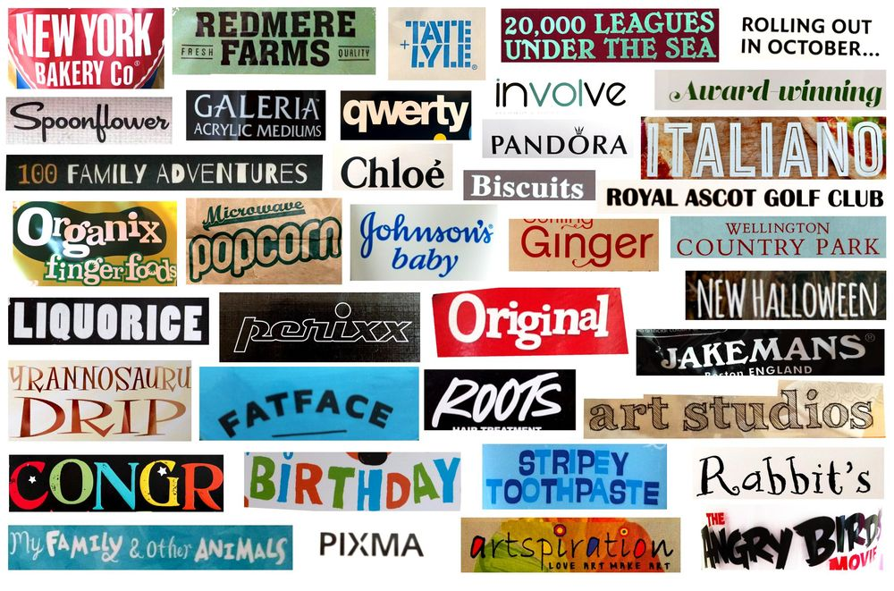 The Art of Typography - image 2 - student project