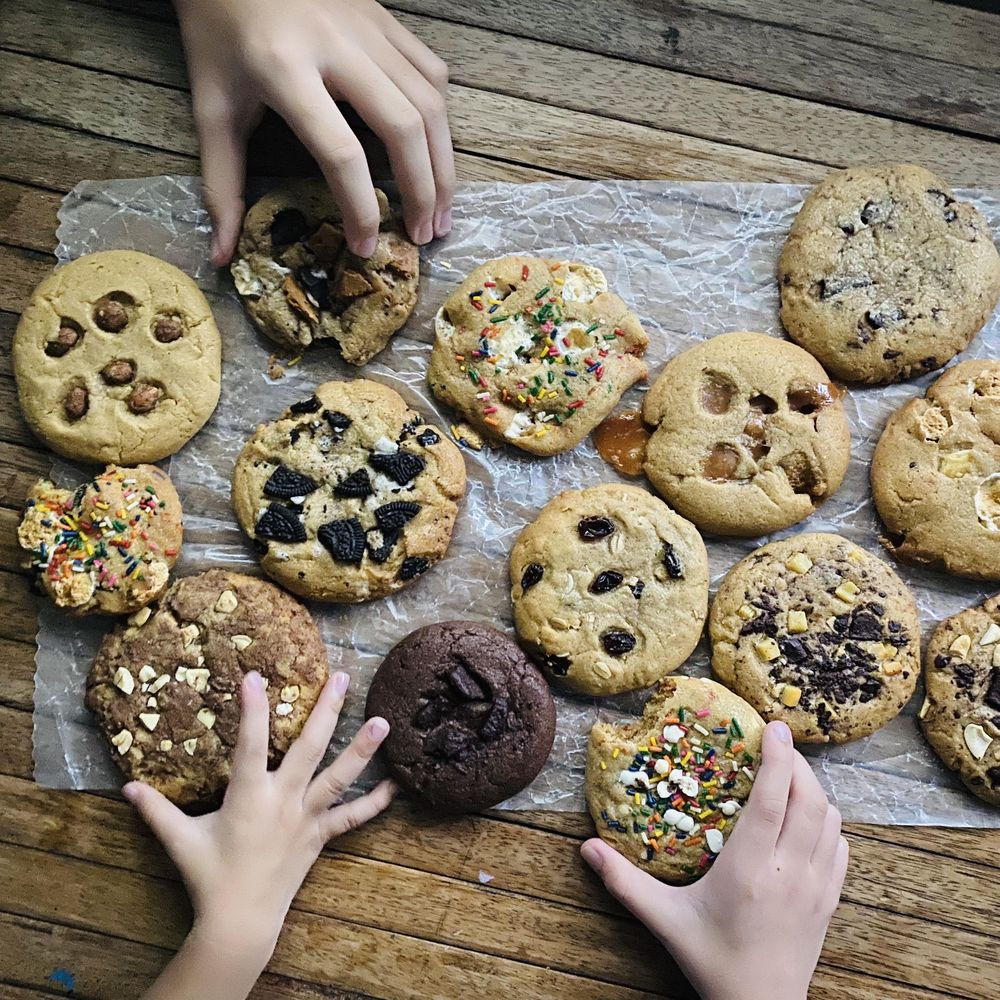 Of Cookies, Cakes and Breads - image 6 - student project
