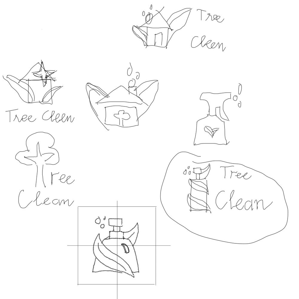 Tree Clean icon - image 1 - student project