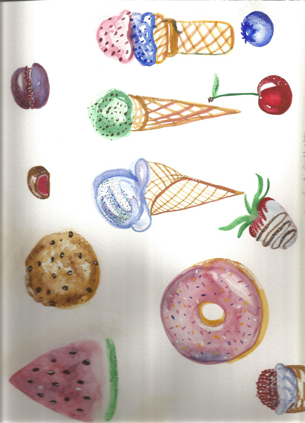 Sweet Treats! - image 1 - student project