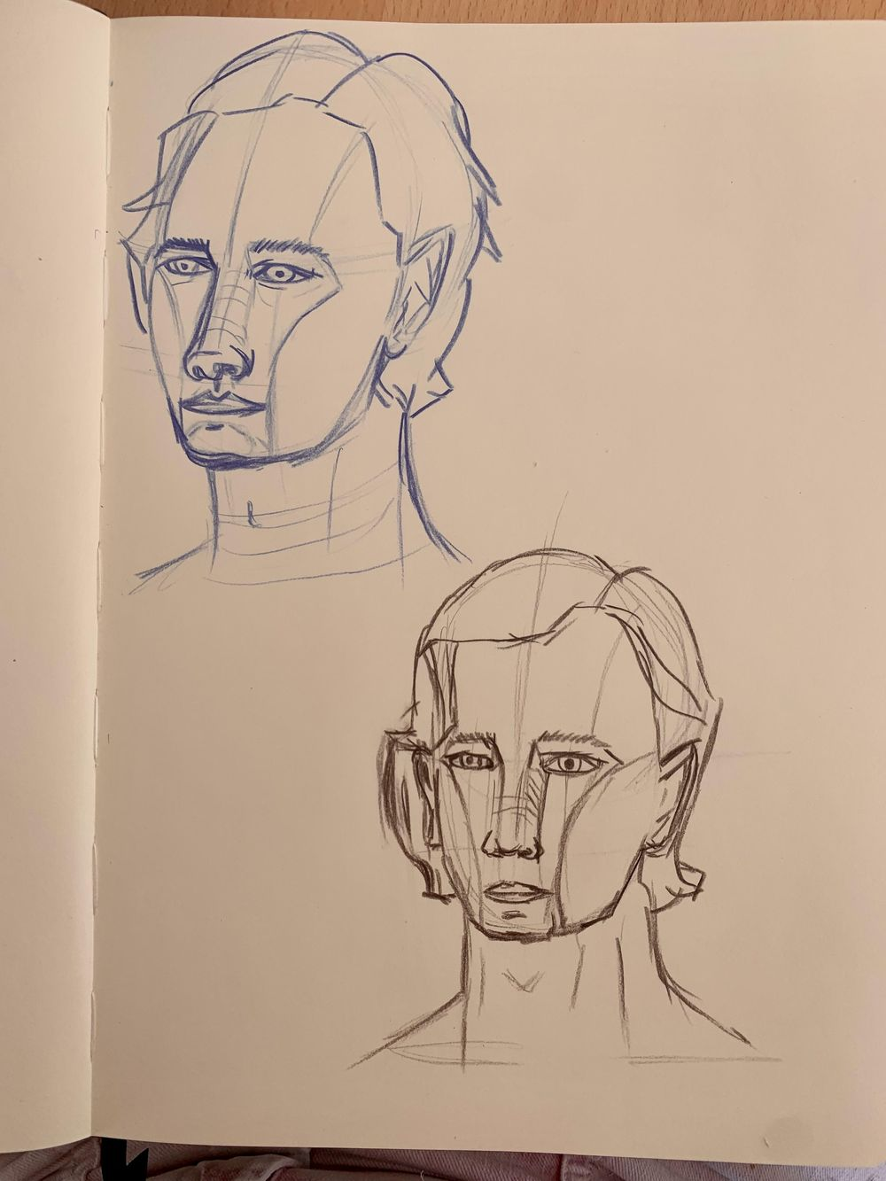 Head Drawing 1 - image 2 - student project