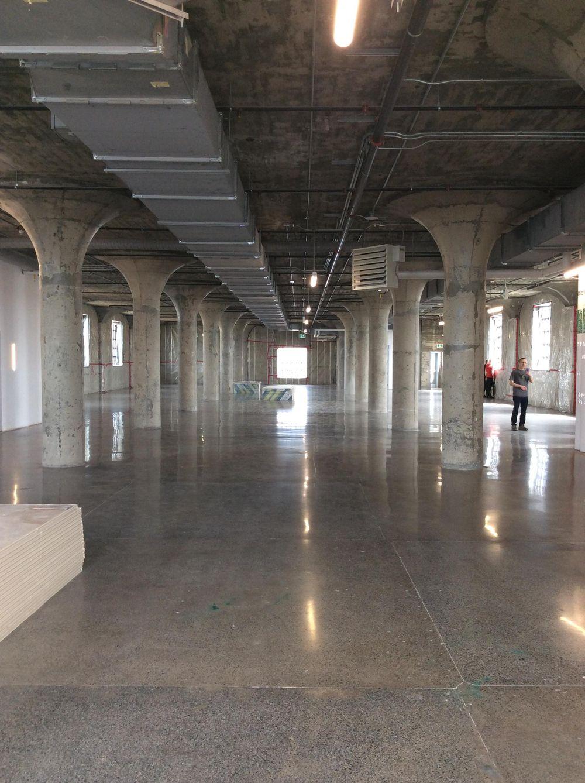 Tower Automotive Building (MOCA), Toronto - image 2 - student project