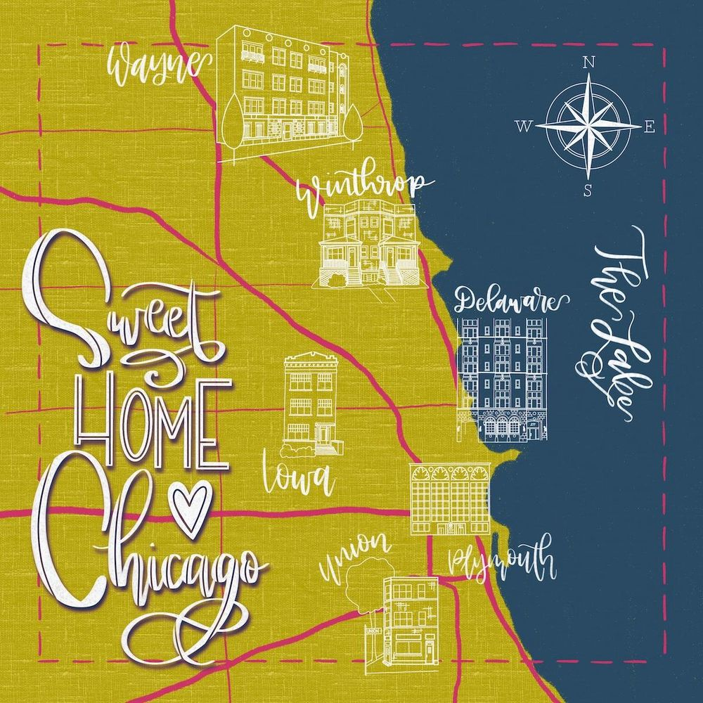 My Sweet Home Chicago - image 1 - student project