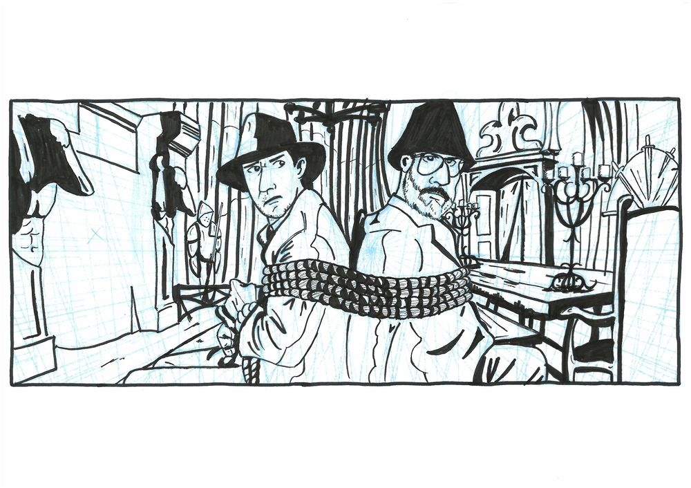 Indy and Henry - image 3 - student project
