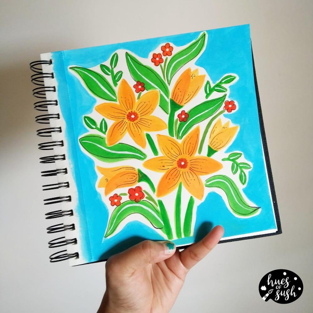 Sush bouquet - image 1 - student project