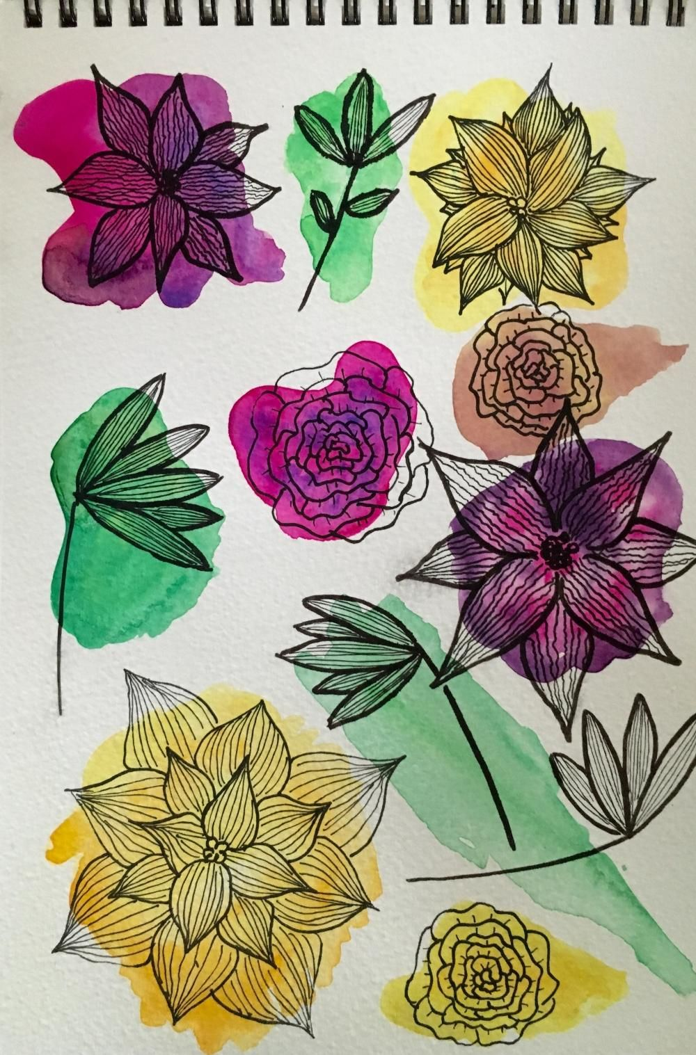 Great activity, definitely will do it again. Perhaps with more regional flowers. - image 3 - student project