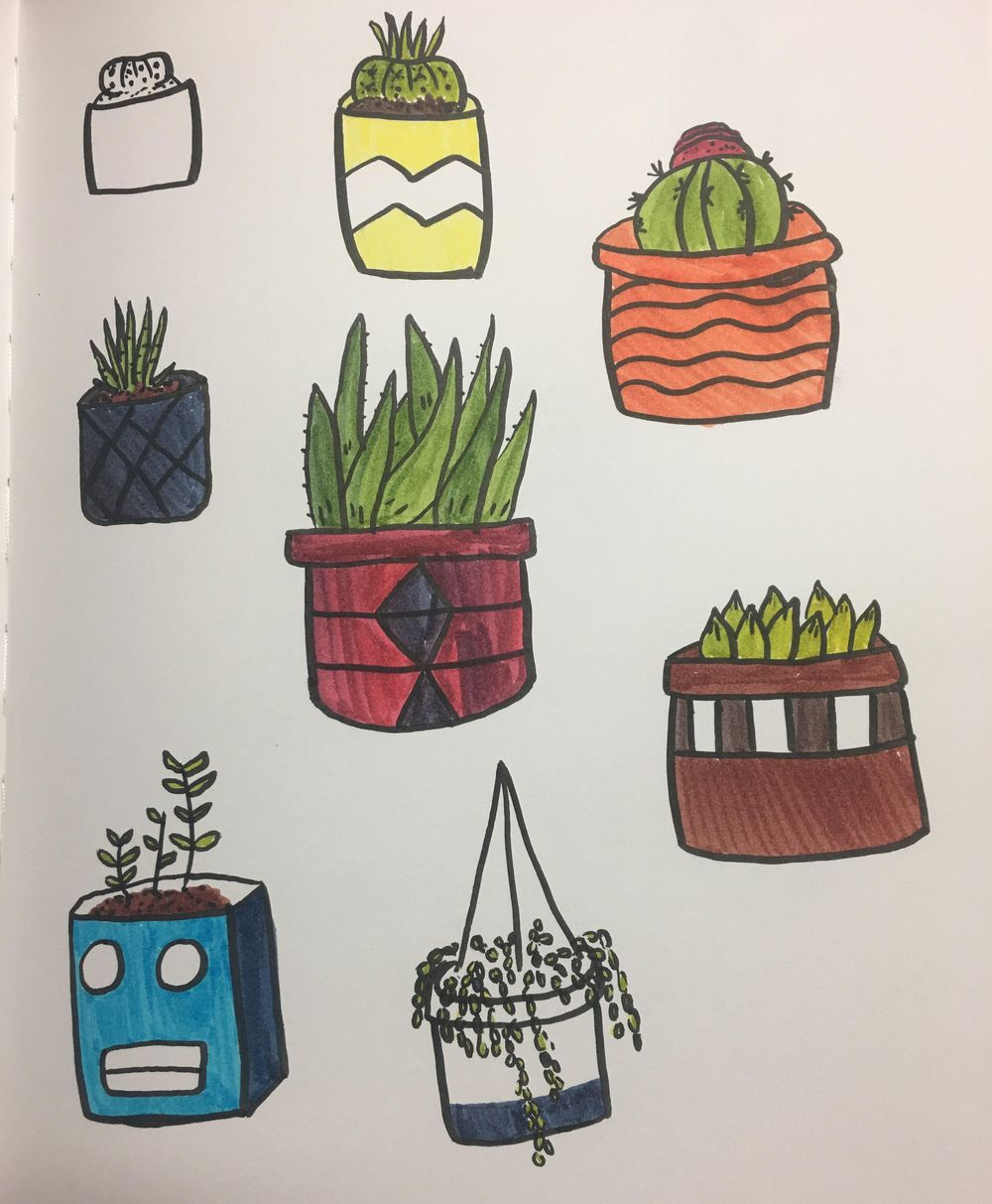 Cacti love - image 3 - student project