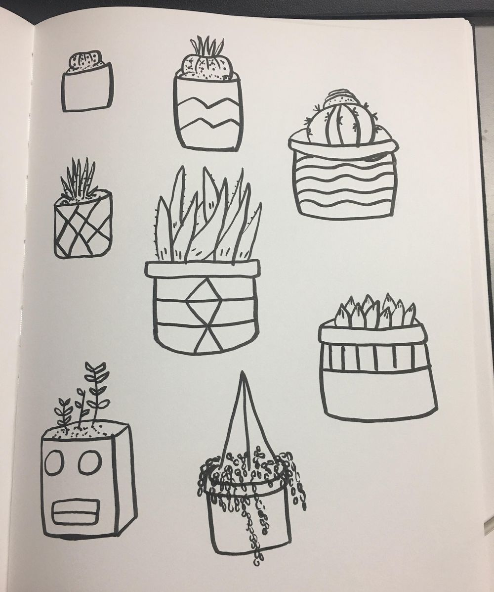 Cacti love - image 1 - student project
